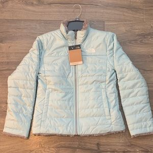 The North Face Girls Reversible Mossbud Jacket